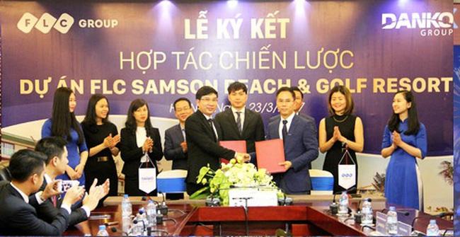 Nhiều nhà đầu tư bắt tay trong cuộc đua BĐS nghỉ dưỡng Thanh Hoá