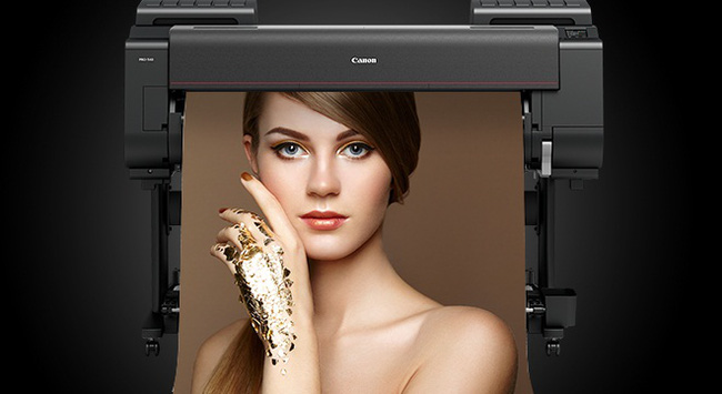 Canon và cú đột phá ngoạn mục trên thị trường máy in