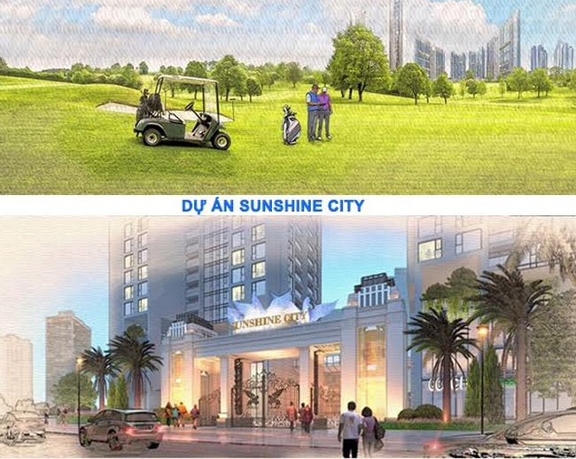 Hé lộ về Sunshine City – dự án sắp ra mắt của Sunshine Group