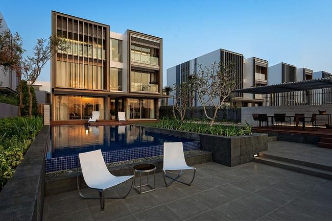 HOLM Riverfront Villas – Những căn biệt thự ven sông ấn tượng tại Tp Hồ Chí Minh