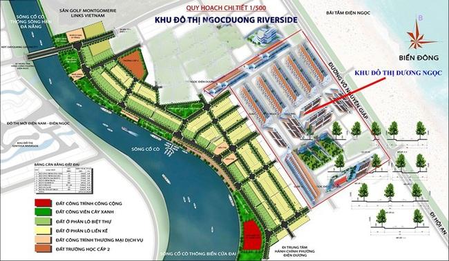 KĐTM Điện Nam - Điện Ngọc: Điểm sáng mới của bất động sản miền Trung