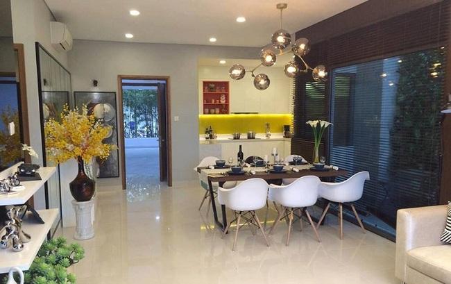 Căn hộ 2 + 1 the TWO Residence hấp dẫn khách mua với ưu đãi lớn