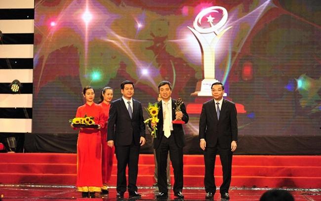 DOJI - Doanh nghiệp vàng đạt giải Vàng chất lượng Quốc gia