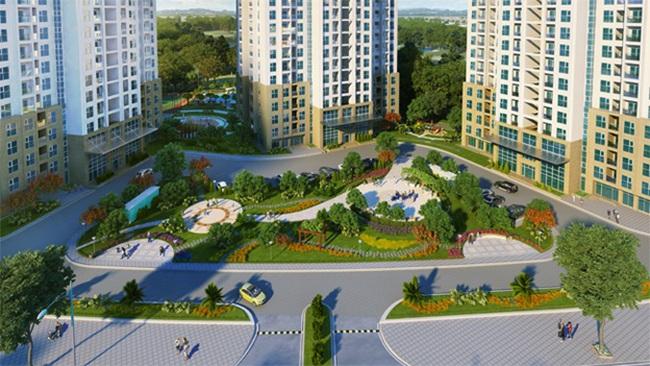 Thu hồi vốn nhanh, căn hộ cho thuê theLINK345 Ciputra Hà Nội hút giới đầu tư