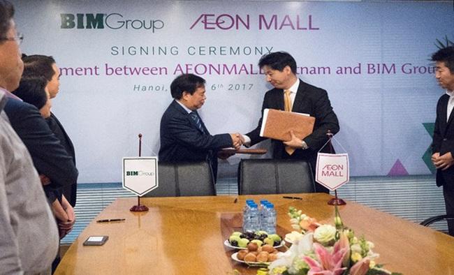Aeon Mall Hà Đông và cú bắt tay ngoạn mục của BIM Group