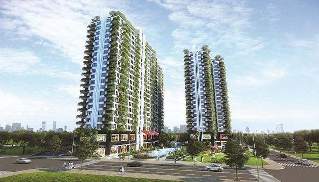 """Căn hộ """"chuẩn"""" xanh – làn gió mới cho bất động sản TP.HCM"""