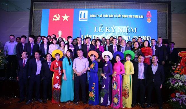 GP.INVEST 10 năm bền bỉ xây dựng chữ Tín