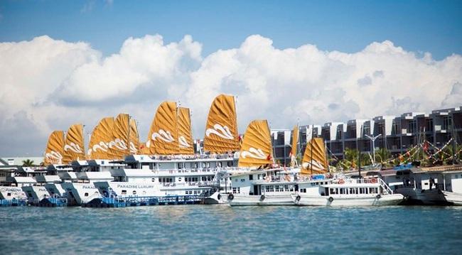 Tuần Châu Marina dự án sở hữu cảng biển du lịch Quốc tế