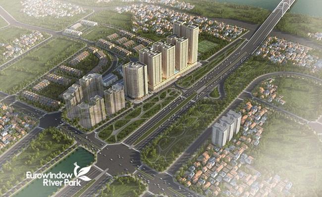 """Eurowindow River Park đáp ứng """"cơn khát"""" căn hộ giá hợp lý phía Đông Bắc Hà Nội"""