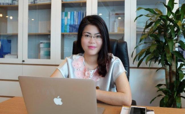 Hành trình trở thành CEO bất động sản của nữ kế toán