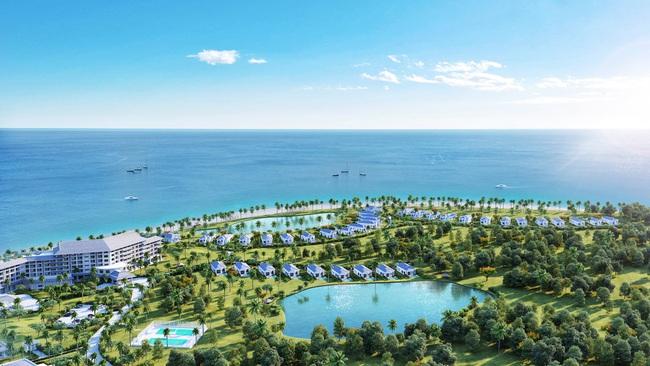 DTJ Group phân phối độc quyền biệt thự Vinpearl Cửa Hội Resort & Villas