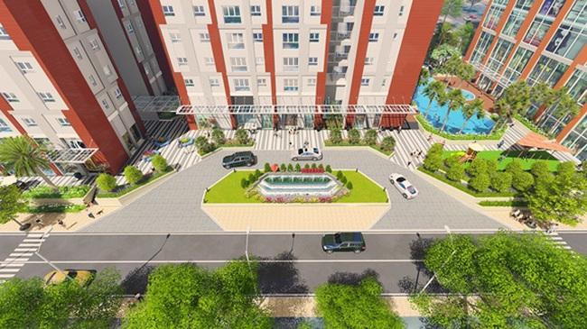Dự án hấp dẫn phía Tây Hà Nội – Hanoi Paragon chính thức cất nóc