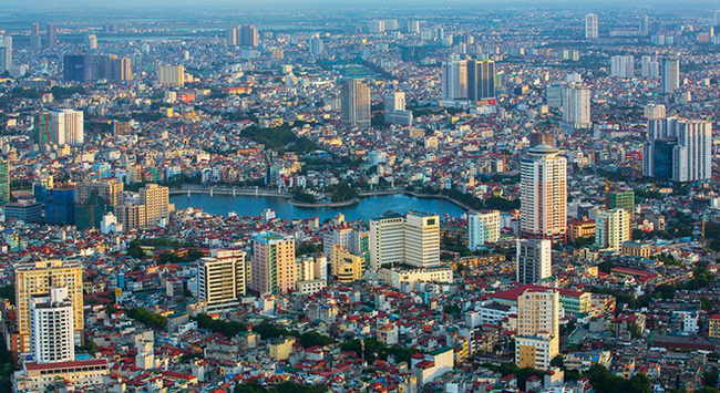 Thị trường chung cư Hà Nội quý 1: Giá bán căn hộ bình dân tăng nhẹ 7%
