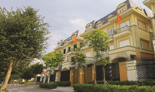 An Khang Villa: Biệt thự sang trọng dân cư văn minh tại Dương Nội