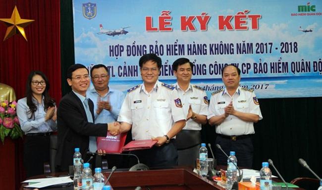 MIC bảo hiểm 2 chiếc máy bay CASA cho Cảnh sát biển