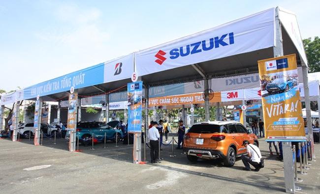 Suzuki và bước tiến lớn để đến gần hơn với người dùng