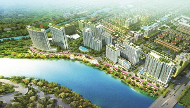 Sở hữu nhà gầnCông viên hoa anh đàoSakura Park đầu tiên của Việt Nam