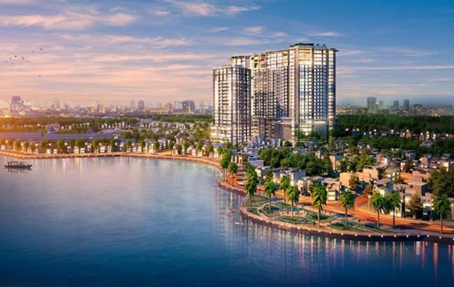 Ưu đãi đặc biệt dành cho khách hàng Vip Vietcombank khi mua Sun Grand City Thụy Khuê