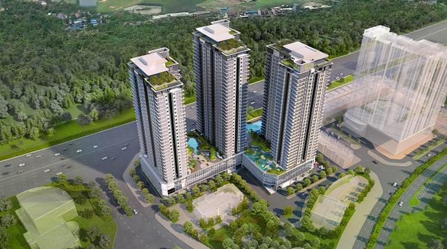 The ZEN Residence được đánh giá cao tại giải thưởng danh giá Bất động sản Việt Nam 2017