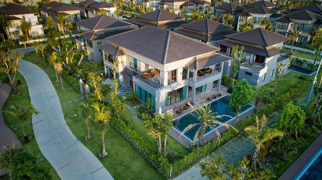 Novotel Villas: Tầm nhìn tương lai từ biệt thự hướng biển