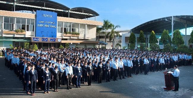 DHG vững vàng Top 50 Công ty tốt nhất và hiệu quả nhất