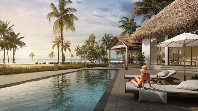 Sun Group ra mắt dự án Sun Premier Village Kem Beach Resort tại Phú Quốc