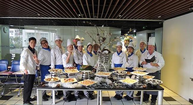 Doanh nghiệp ''khát'' nhân lực ngành quản trị khách sạn và ẩm thực
