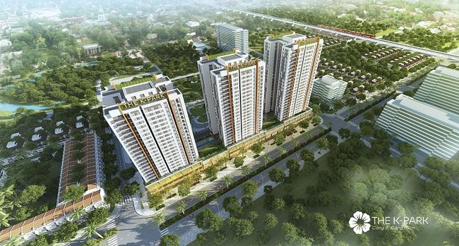 Hé lộ dự án BĐS hấp dẫn phía Tây Nam Hà Nội