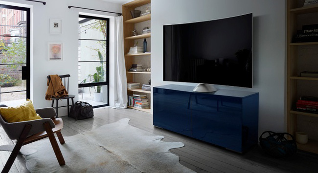 Báo cáo thị trường TV của Samsung: Đại thắng trên toàn cầu nhờ TV QLED