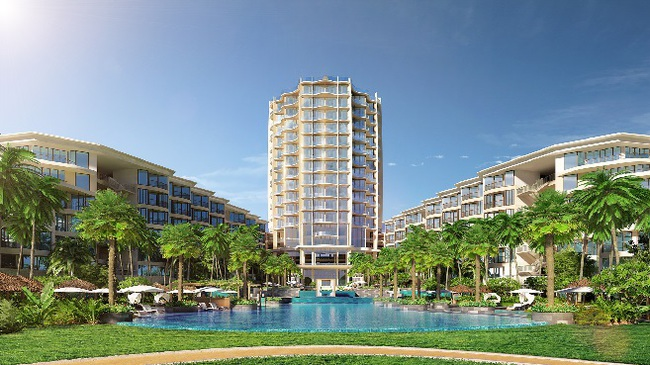 Intercontinental Phu Quoc Long Beach Resort Residences Dự An