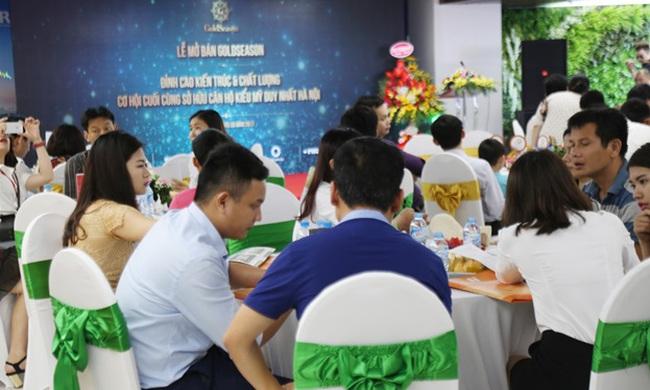 Có gì ưu đãi ở dự án trung tâm quận Thanh Xuân?