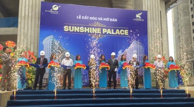 Galaxy Homes chính thức là đơn vị  phân phối  dự án Sunshine Palace