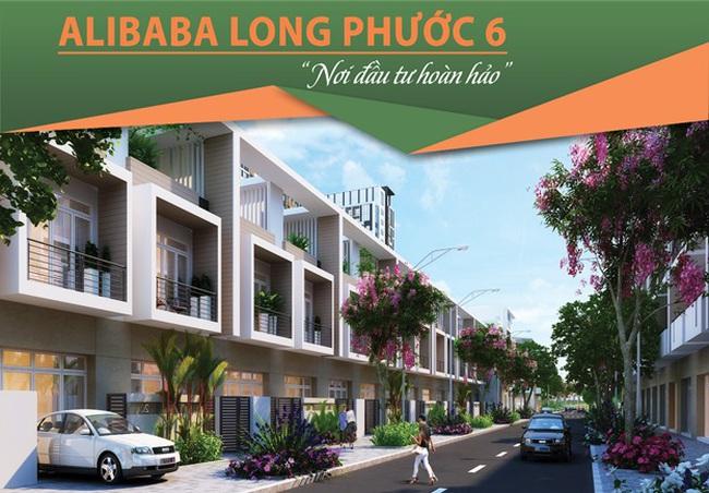 Đầu tư 1 được 2 tại ALIBABA Long Phước 6 – Cam kết sinh lời