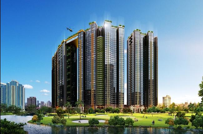 Phía Tây mạn sông Hồng – của để dành của bất động sản cao cấp Hà Nội?