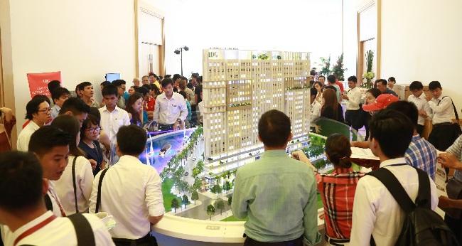 300 căn hộ Marina Tower Bắc Sài Gòn của LDG Group đã có chủ