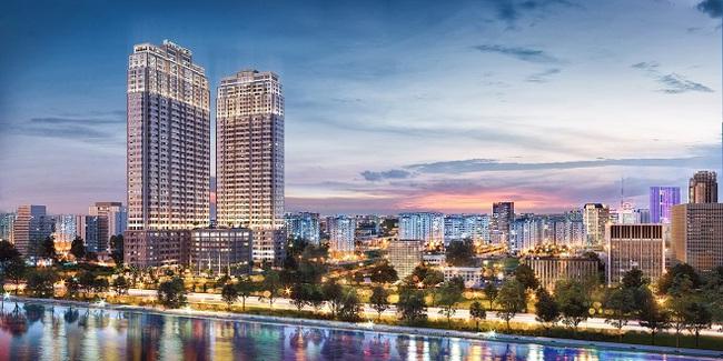 Lancaster Lincoln - Có một Manhattan giữa lòng Sài Gòn