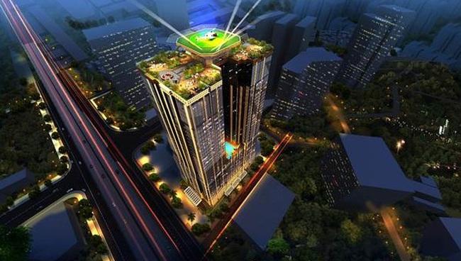 Soi dự án được mong chờ tại thị trường BĐS phía Tây Hà Nội sẽ mở bán vào tháng 7 tới