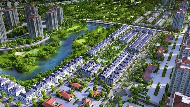 Thị trường BĐS Hà Nội 2017: Biệt thự nội đô vẫn giữ ngôi đầu bảng