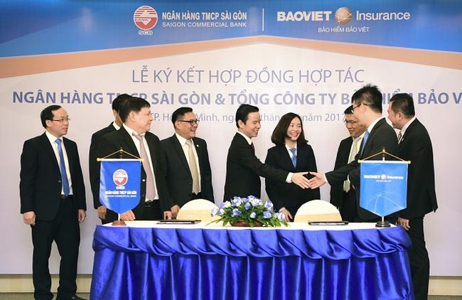 SCB và bảo hiểm Bảo Việt hợp tác hỗ trợ và chăm sóc sức khỏe cộng đồng