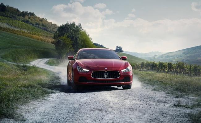 Maserati - Di sản Ý được ưa chuộng tại Châu Á