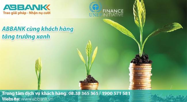 ABBank - Thành viên của UNEPFI tích cực triển khai chương trình bảo vệ môi trường