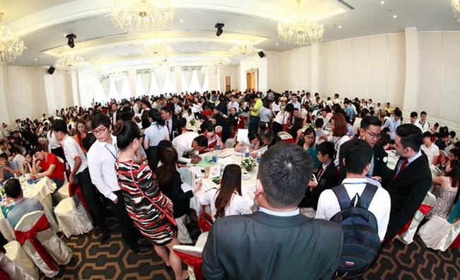 Tara residence ra mắt block Đại Đồng ấn tượng với 1.000 khách tham dự