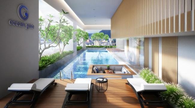 Đất Xanh Nha Trang chính thức phân phối dự án Condotel Ocean Gate