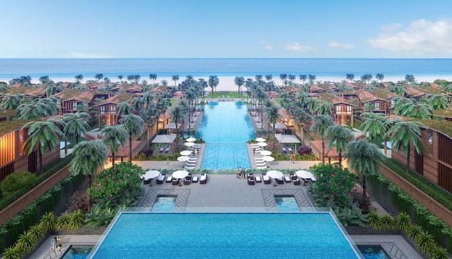 Pan Pacific Đà Nẵng Resort – dự án hội tụ những thương hiệu quốc tế