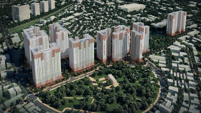 Bước khởi động của tập đoàn hàng đầu Hàn Quốc vào thị trường chung cư Hà Nội