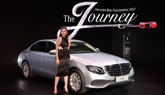Mercedes-Benz Fascination 2017 Sự hài lòng đến từ cảm xúc