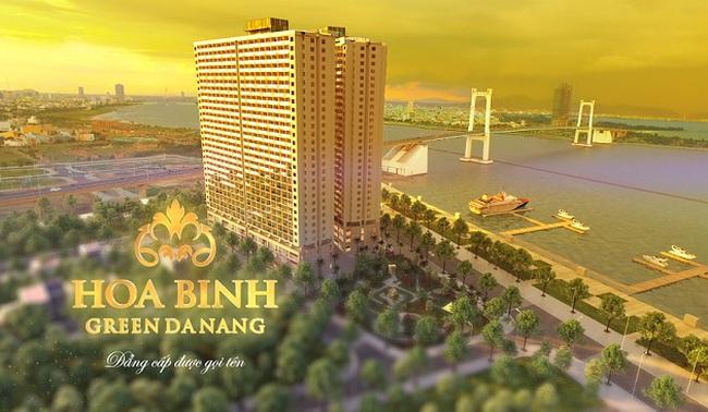 Bước ngoặt lớn ở dự án Hoà Bình Green Đà Nẵng