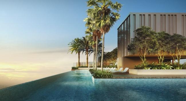 Sống hưng thịnh với cảm hứng kiến trúc vô cực từ d'Edge Thảo Điền