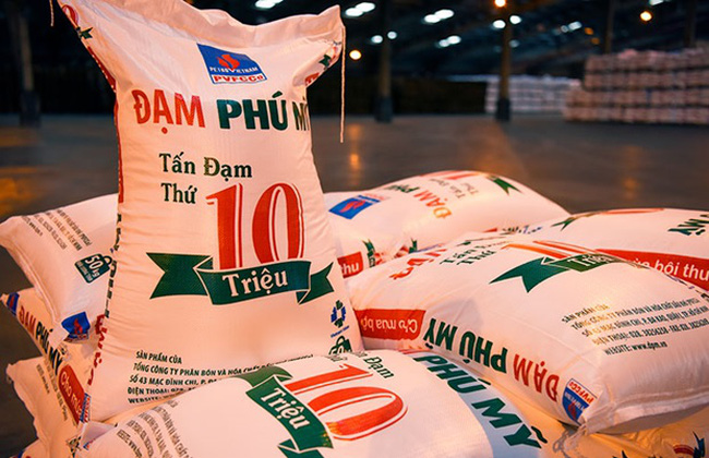 Nhà máy Đạm Phú Mỹ cán mốc sản lượng 10 triệu tấn urê