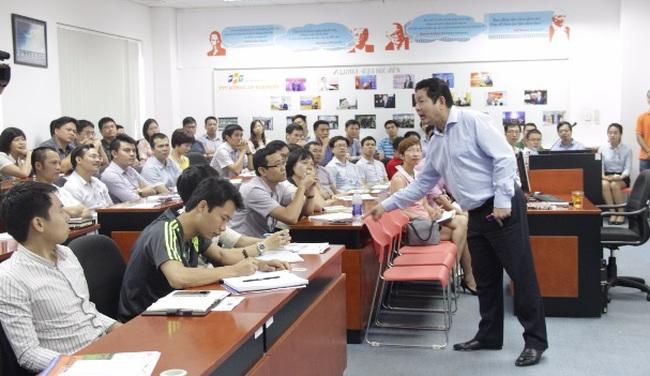 Bí kíp thành công của FPT sẽ được tiết lộ cho học viên MiniMBA